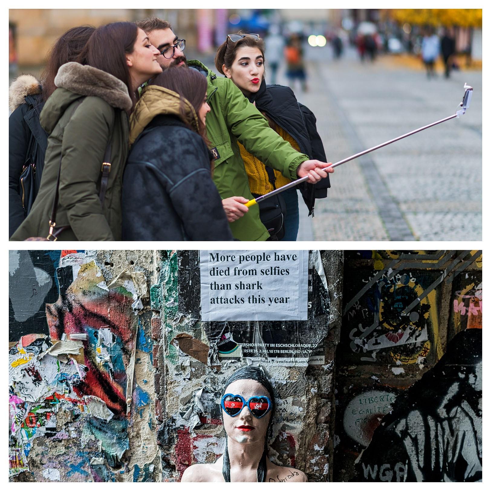 """""""Selfies"""", Berlin"""