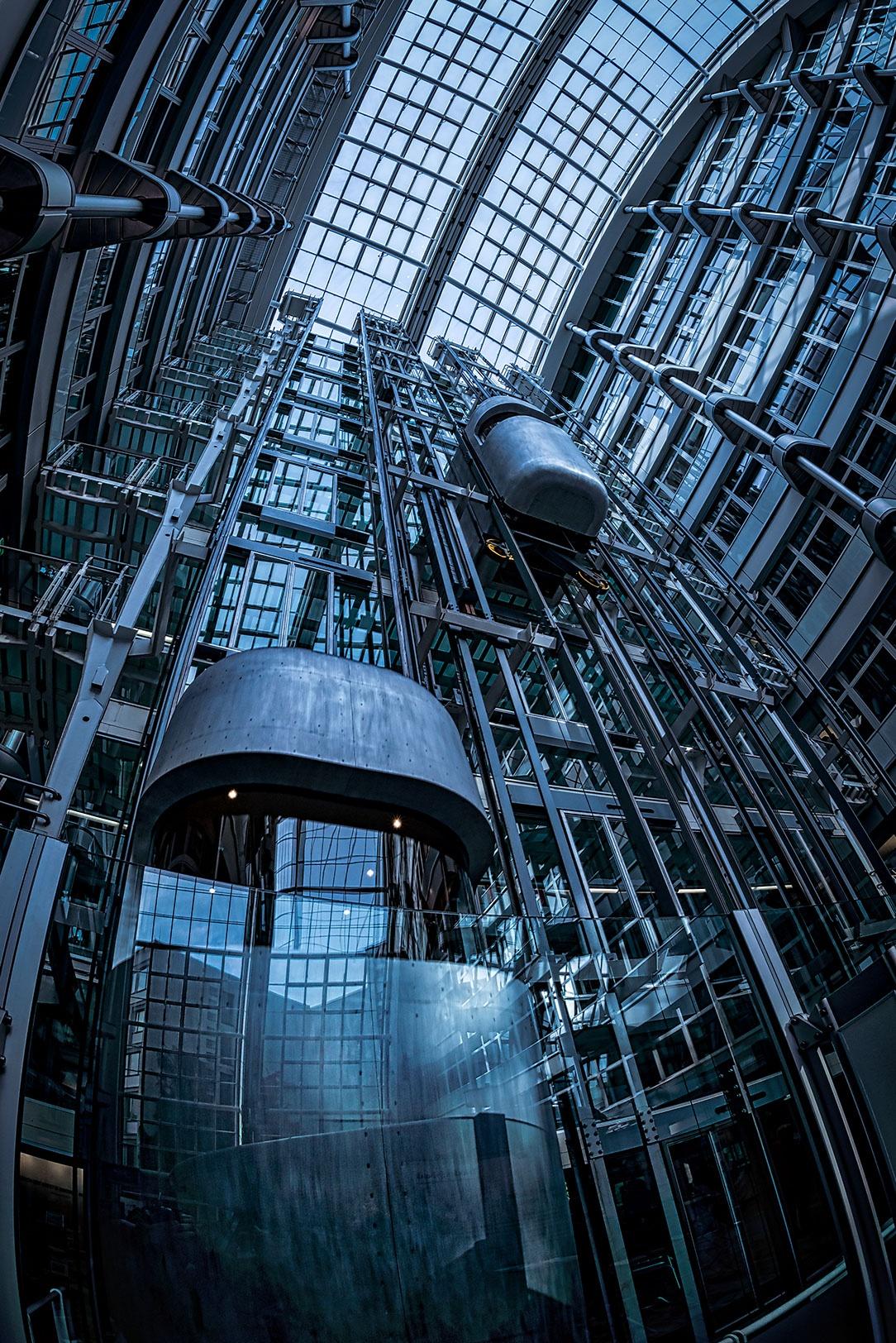 """Sky Ride"", Berlin"